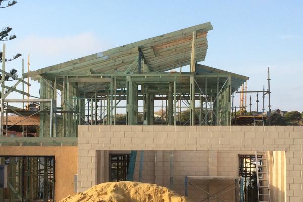 Roof Carpentry Vander Construction